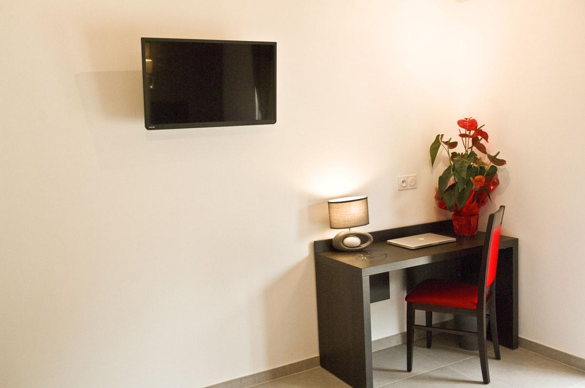 Chambres d'hôtel standards dans le Var 83 - Les bastides du Gapeau