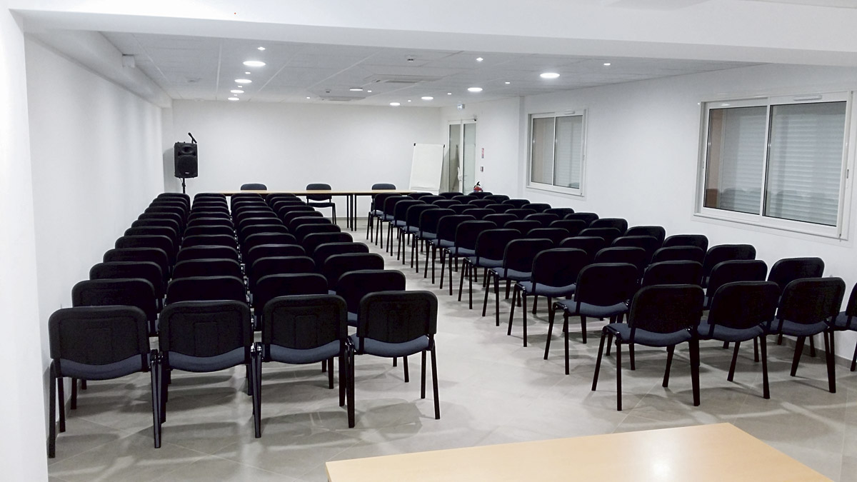 Seminar Room Reservations